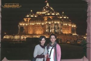 آکشاردام، بزرگترین معبد هندوها در جهان